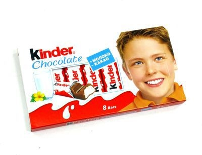 Шоколад  Киндер  100гр.