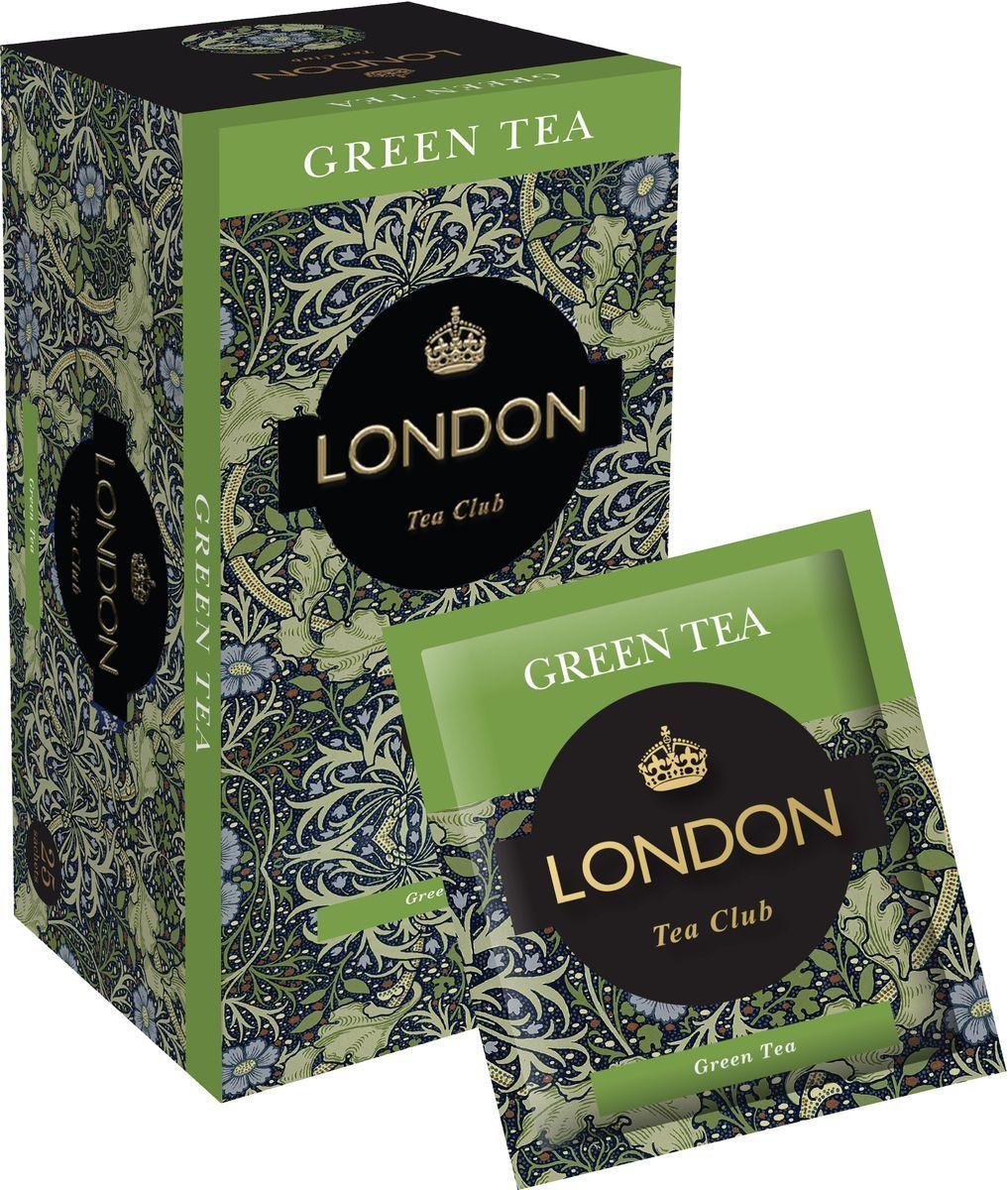 Чай зеленый  Green Tea  25шт*2гр.