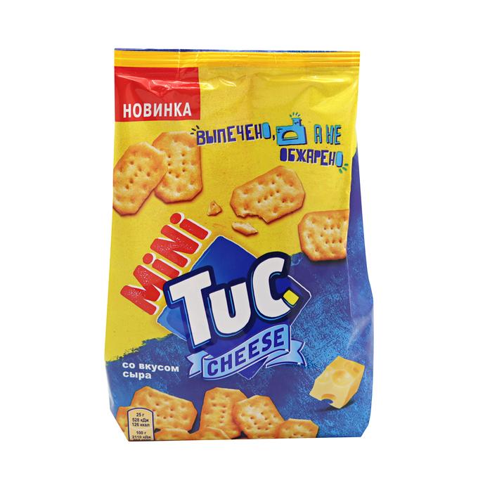 Мини-крекер  Tuc  со вкусом сыра 100гр.
