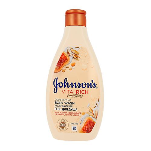 Гель для душа  Johnson`s  Vita-Rich Смузи с йогуртом