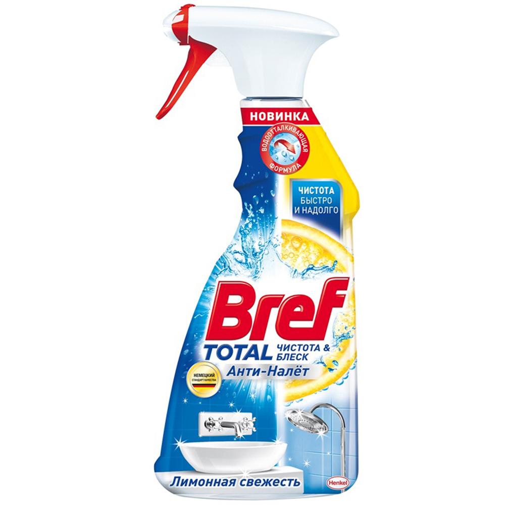 Чистящее средство  Бреф  Анти-Налет Лимон 500мл.