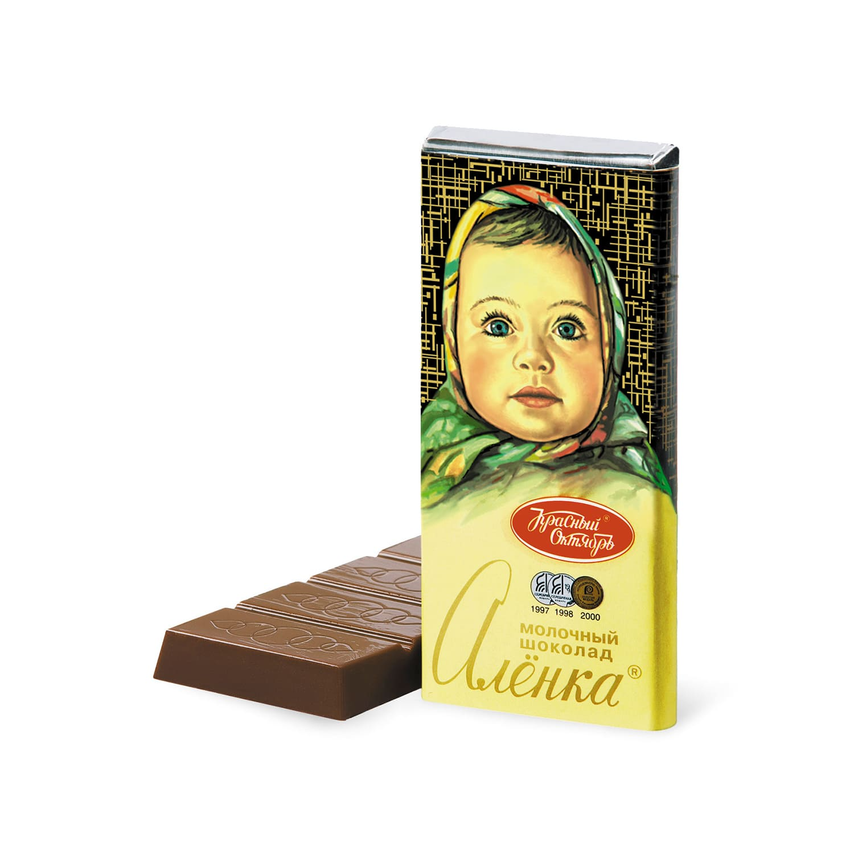 Шоколад  Аленка  60гр.