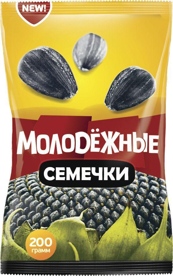 Семечки  Молодежные  200гр.