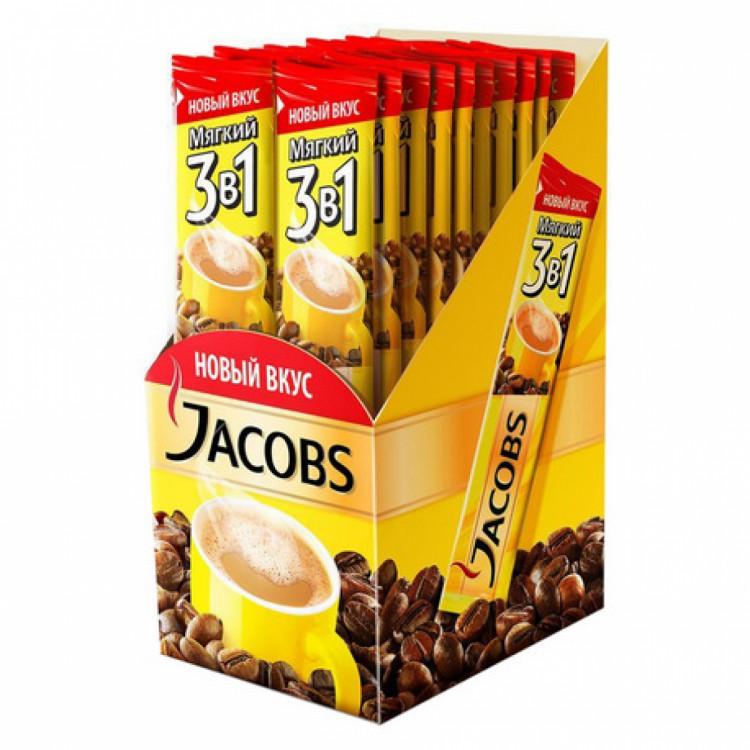 Кофе  Якобс  Монарх 3в1 Мягкий