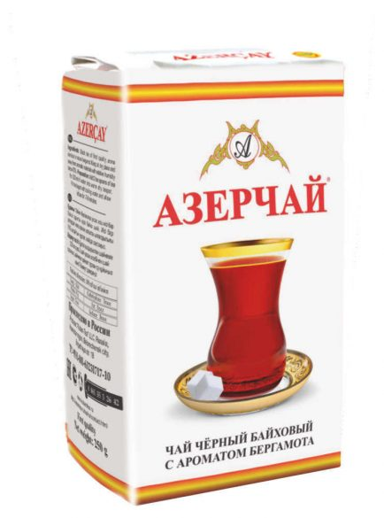 Чай  Azercay  Buket 250гр б/у