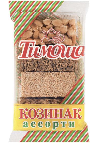 Козинак  Тимоша  ассорти 225гр.