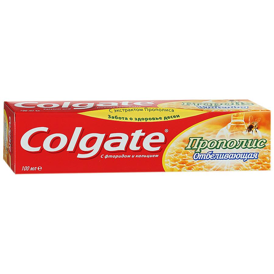 Зубная паста  Colgate  прополис 100мл.