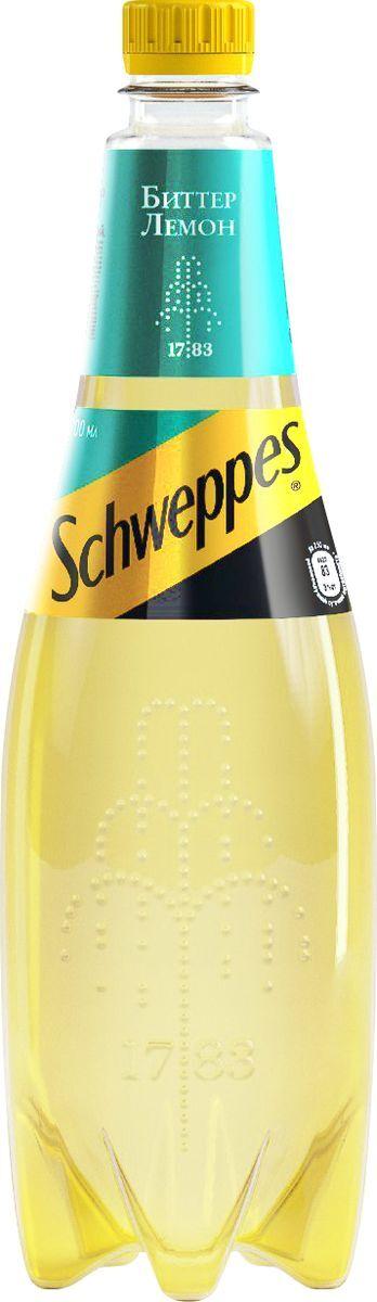 Напиток газированный  Швепс  Биттер мохито 0.9л.