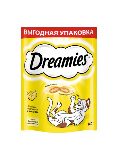 DREAMIES C СЫРОМ 12*140Г