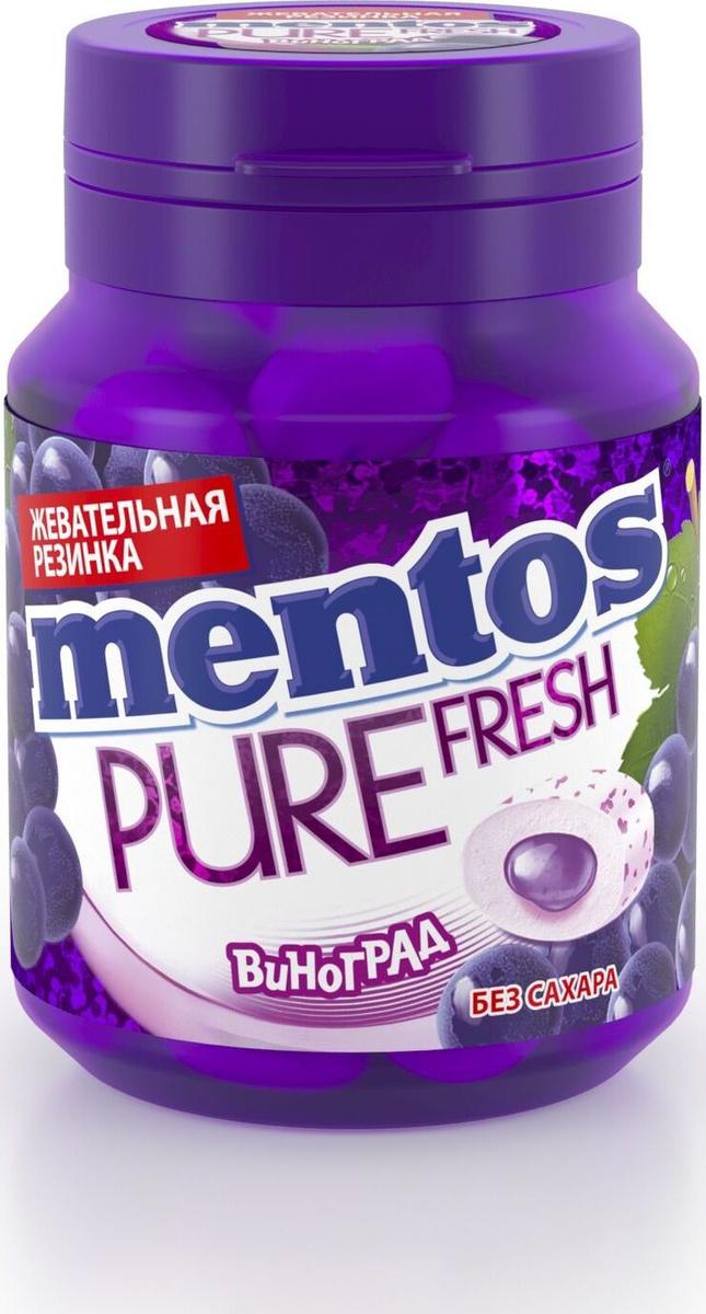 Жевательная резинка  Ментос  виноград 54гр.