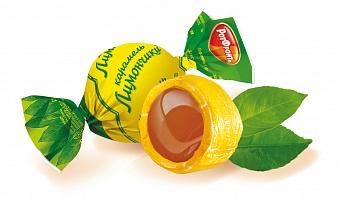Карамель лимончики 1000 гр