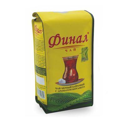 Чай черный  Final  Pekoe 250гр (мягкая упаковка)