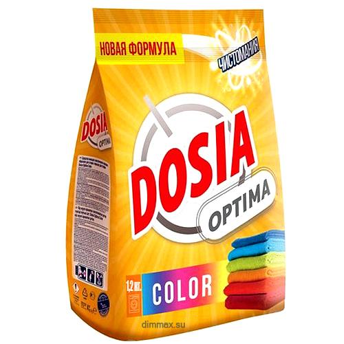 Порошок для стирки  Dosia  Optima 1.8кг.