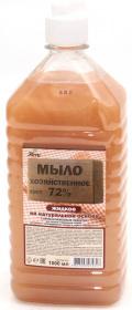 Мыло хозяйственное жидкое 1л (флип-топ)