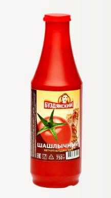 Кетчуп Буздякский  Шашлычный  750 гр ПНД