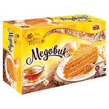 Торт  Медовик  380гр.