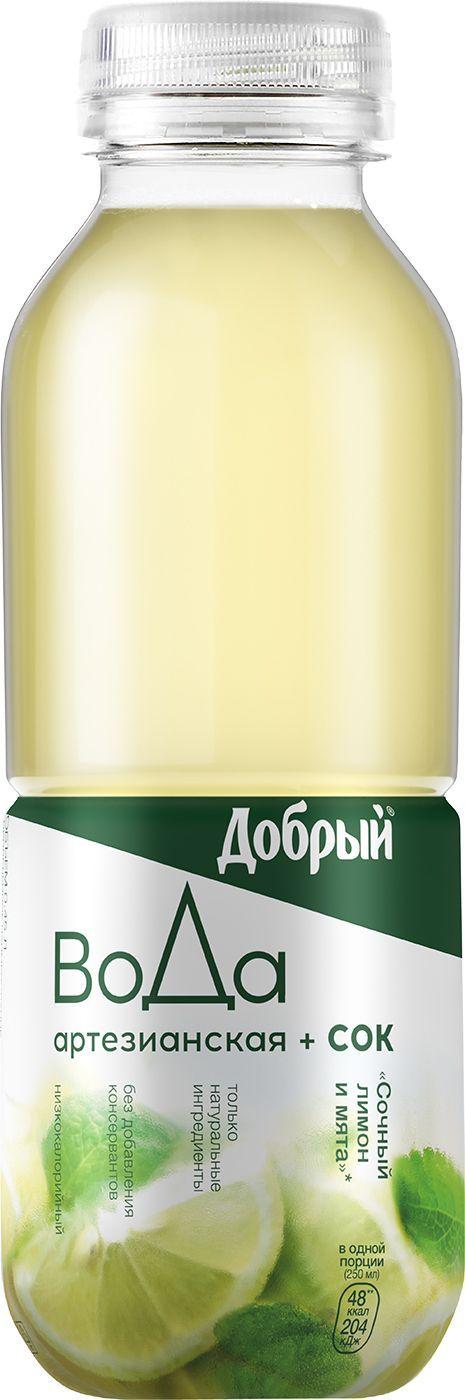 Добрый балан Лимон-Мята 0