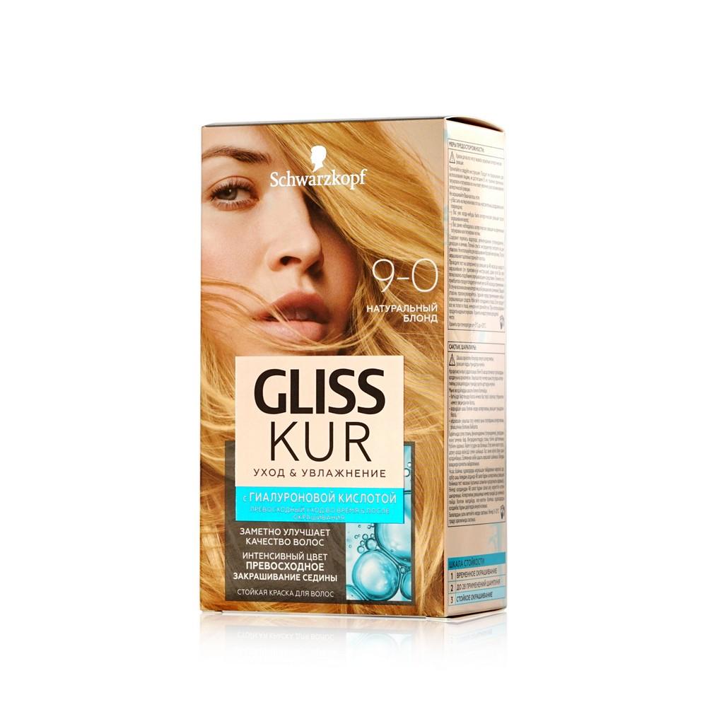 Gliss Kur Уход & Увлажнение Краска для волос