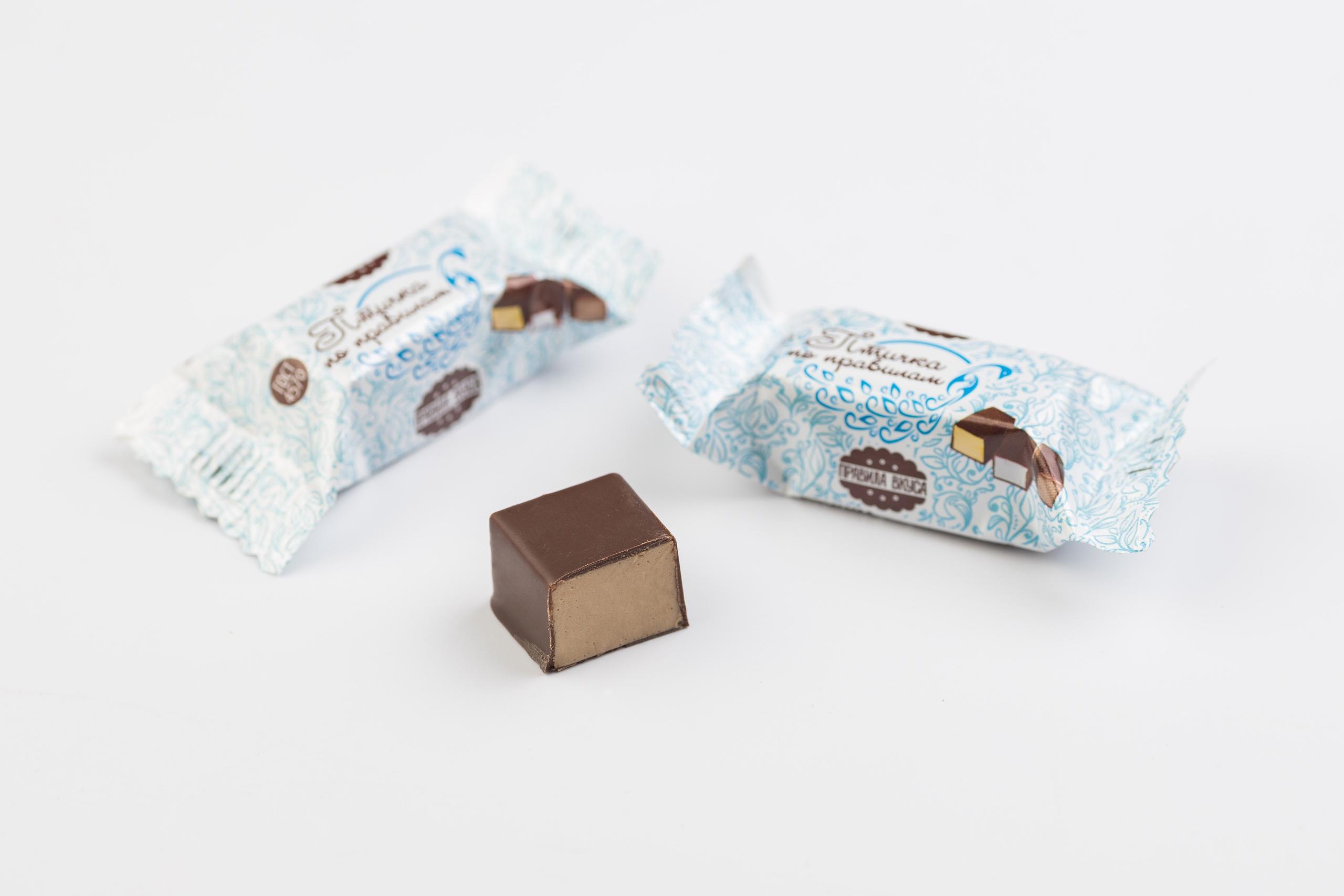 Конфеты  Птичка  шоколадная 1.5кг.