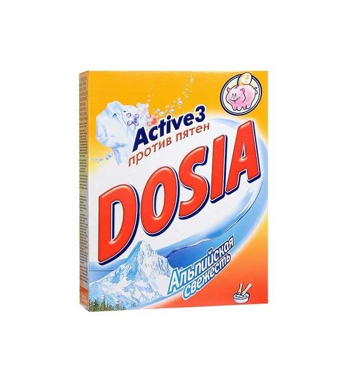 Стиральный порошок  Dosia  для ручной стирки