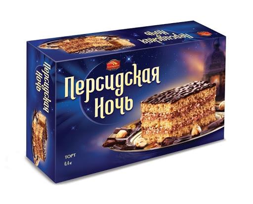 Торт  Персидская ночь  400гр.