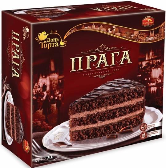 Торт  Прага  720гр.