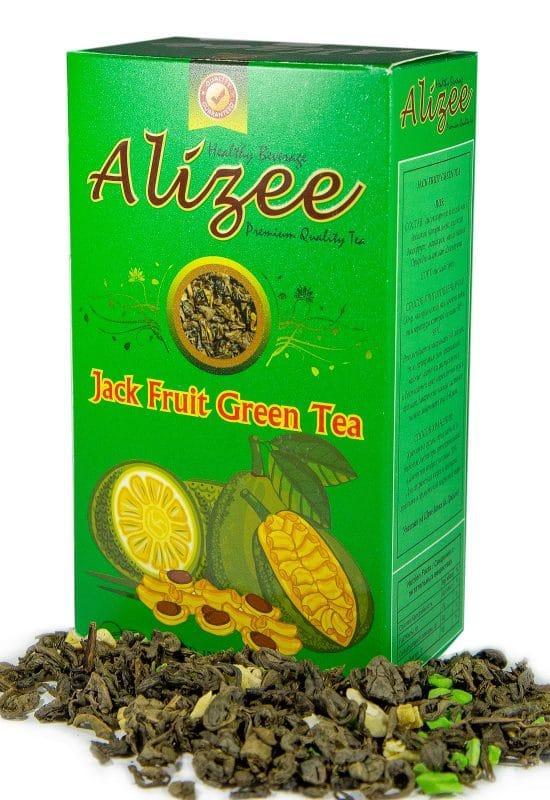 Чай Alizee Jack Fruit зеленый 100гр.