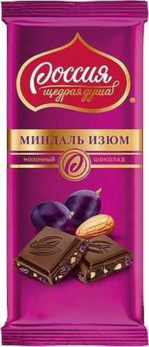 Шоколад  Российский  молочный