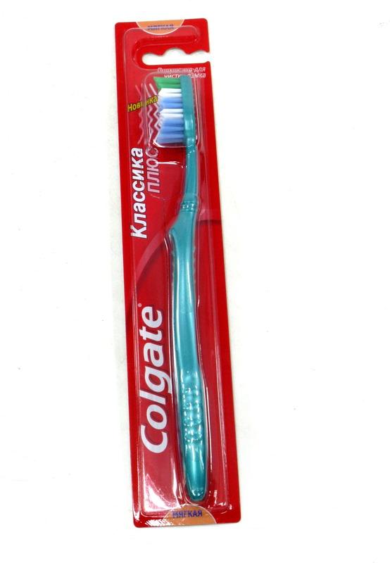 Зубная щетка  COLGATE классика здоровья мягкая