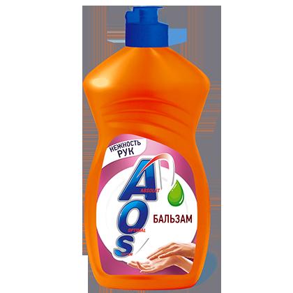 Жидкое моющие средство AOS бальзам 450 гр