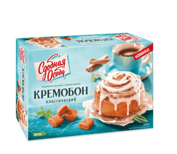 КРЕМОБОН КЛАССИЧЕСКИЙ 380ГР*8ШТ