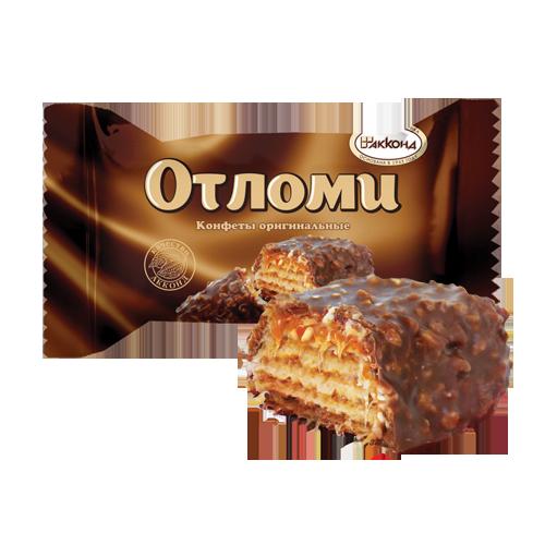 КОНФЕТЫ ОТЛОМИ 2КГ