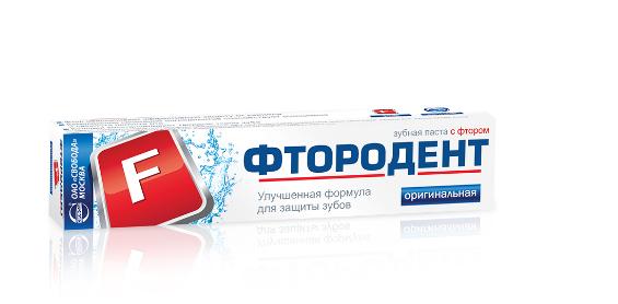 ЗП ФТОРОДЕНТ ОТБЕЛИВАЮЩАЯ ФОРМУЛА 62 ГР/СВОБОДА