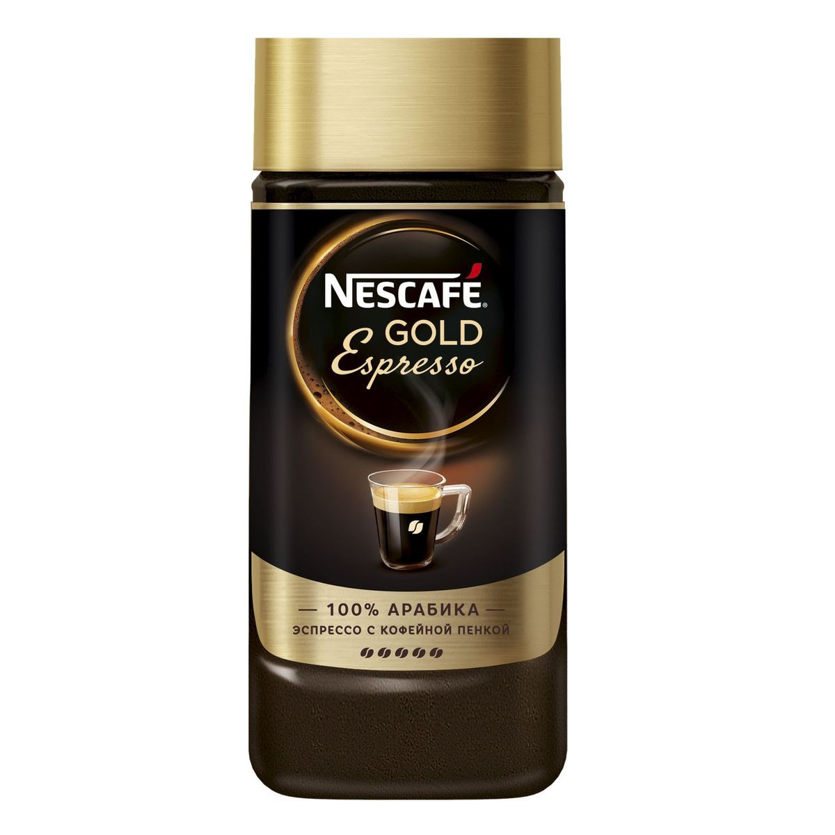 Кофе Нескафе Голд Espresso 85 гр