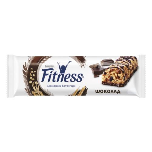 Батончик Nestle® Fitness с цельными злаками и шоколадом 23
