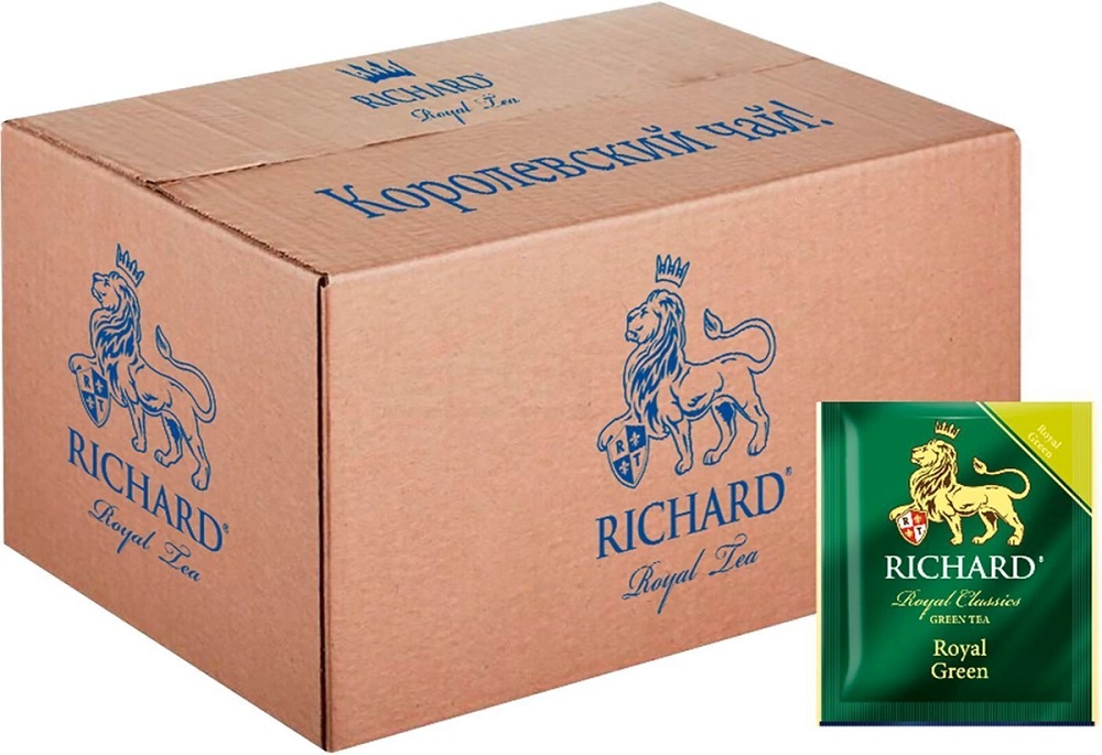 Чай Ричард Роял Грин 2гр*200шт.