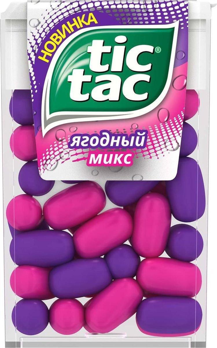 ТИК-ТАК ЯГОДНЫЙ МИКС Т12*24 16Г