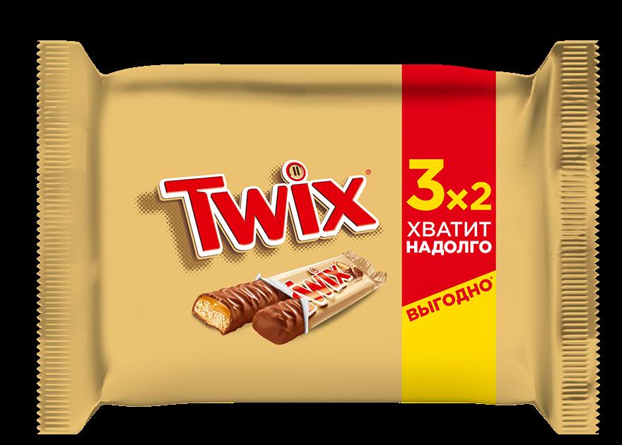 TWIX 18*(3*55Г) МУЛЬТИПАК