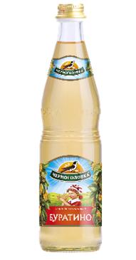 Лимонад Буратино стекло 0