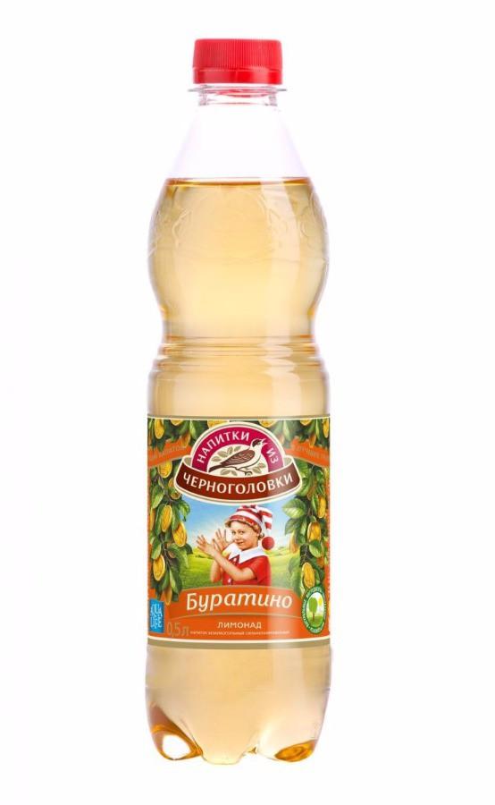 Лимонад Буратино 'Черноголовка' 0