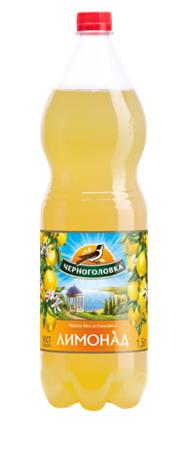 Лимонад оригинальный 'Чергоноголовка' 1