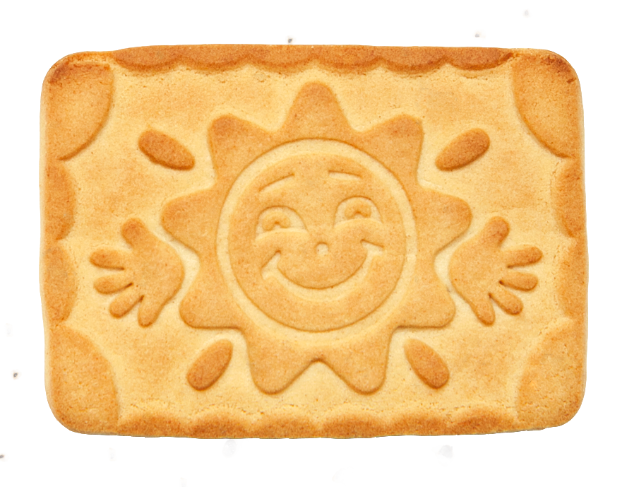 Печенье сахарное 'Солнечный привет' 5