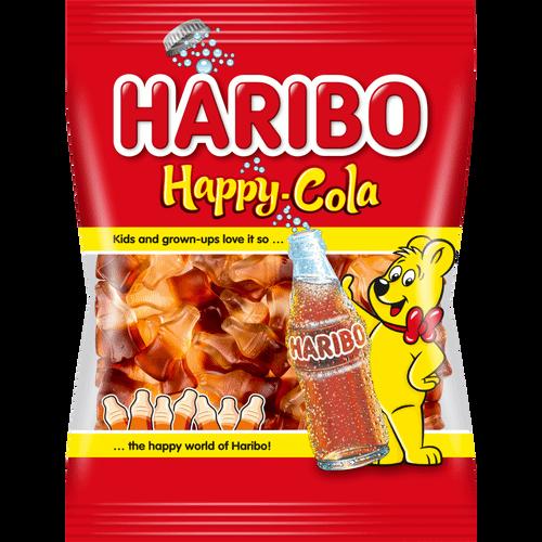 Жевательный мармелад HARIBO Хэппи Кола 80гр