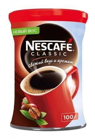 Кофе  Нескафе  100гр.