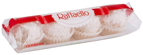 Конфеты  Раффаелло  40гр