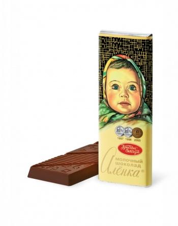 Шоколад  Аленка  20гр.