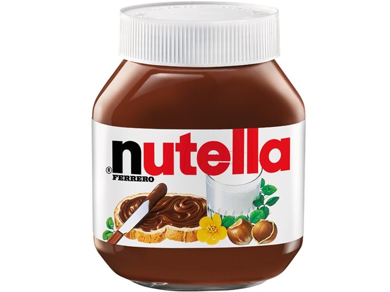 Шоколадно-ореховая паста  Нутелла  350гр