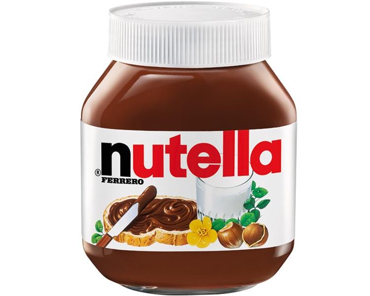 Шоколадно-ореховая паста  Нутелла  630гр