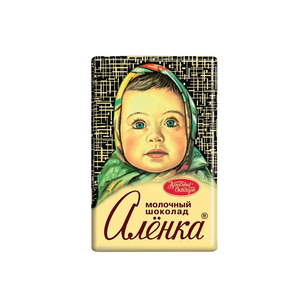 Шоколад  Аленка  15гр.