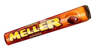 Ирис  Меллер  с шоколадом 38гр